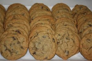 Peanut Butter Chocolate Chunck Cookies
