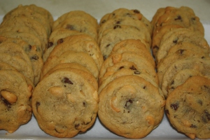 Cashew Milk Chocolate Cookies