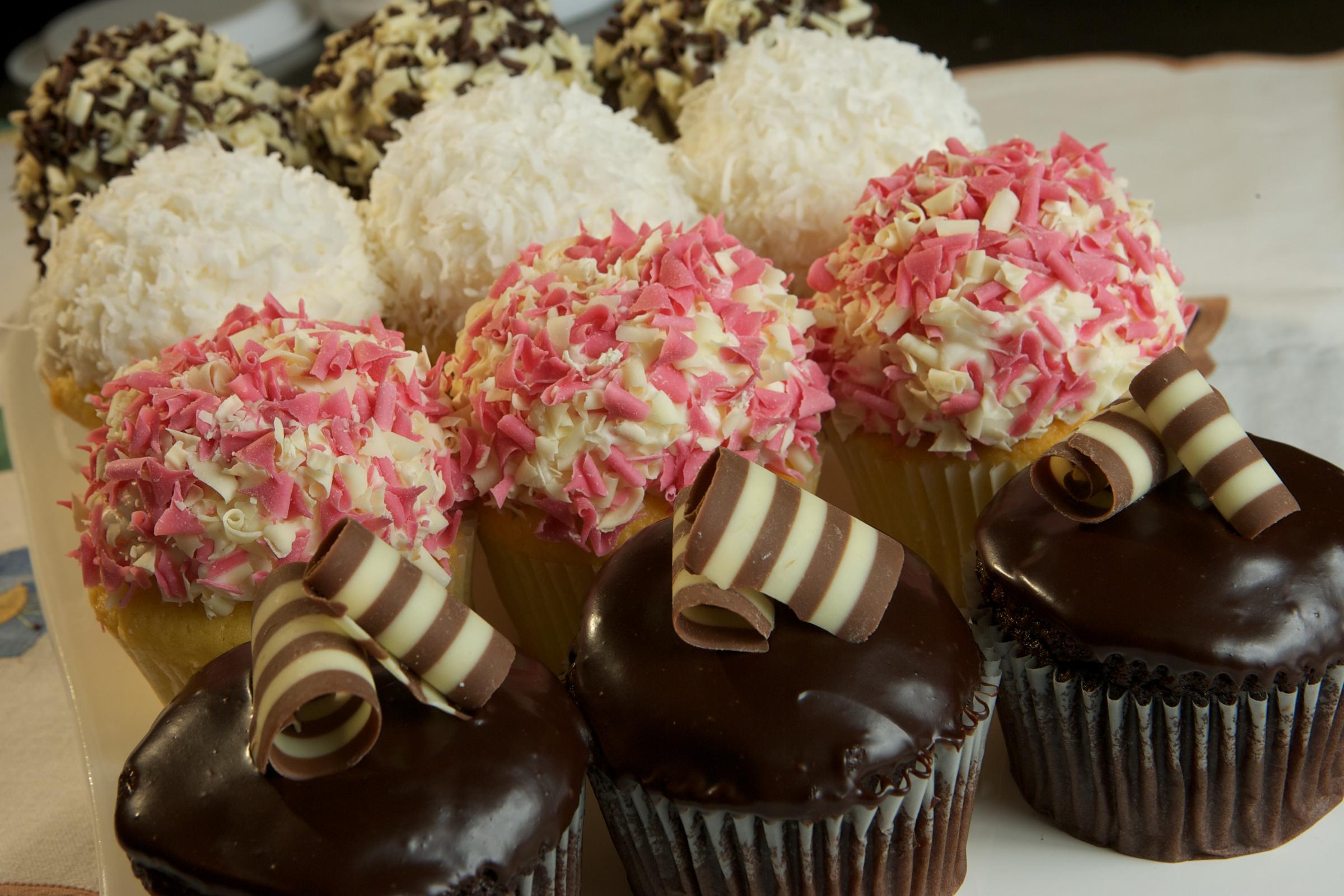 Irresistible Cupcake V...
